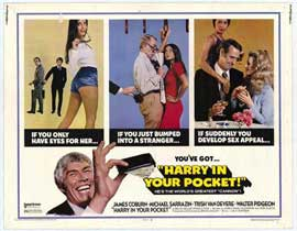 Harry In Your Pocket - 27 x 40 Movie Poster - Style B