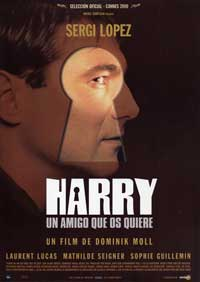 Harry Is Here to Help - 11 x 17 Movie Poster - Spanish Style A