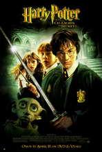 Harry Potter and the Chamber of Secrets - 11 x 17 Movie Poster - Style F