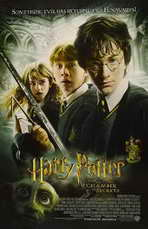 Harry Potter and the Chamber of Secrets - 11 x 17 Movie Poster - Style K