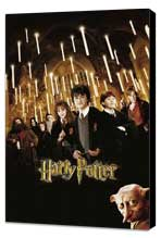 Harry Potter and the Chamber of Secrets - 11 x 17 Movie Poster - Style M - Museum Wrapped Canvas