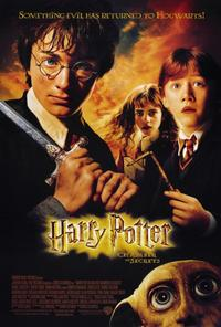 Harry Potter and the Chamber of Secrets - 27 x 40 Movie Poster - Style A