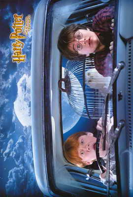 Harry Potter and the Chamber of Secrets - 11 x 17 Movie Poster - Style I