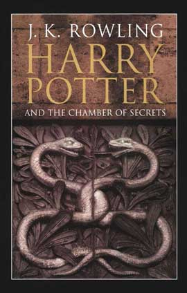Harry Potter and the Chamber of Secrets - 11 x 17 Movie Poster - Style B