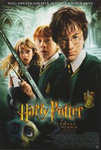 Harry Potter and the Chamber of Secrets - 43 x 62 Movie Poster - Bus Shelter Style A