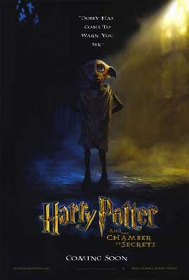 Harry Potter and the Chamber of Secrets - 27 x 40 Movie Poster - Style D