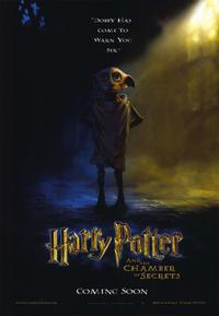 Harry Potter and the Chamber of Secrets - 11 x 17 Movie Poster - Style J