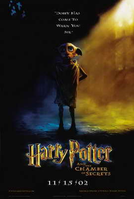 Harry Potter and the Chamber of Secrets - 27 x 40 Movie Poster - Style F