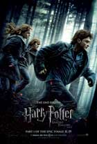 Harry Potter and the Deathly Hallows: Part I - 11 x 17 Movie Poster - Style A - Double Sided