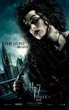 Harry Potter and the Deathly Hallows: Part I - 11 x 17 Movie Poster - Style X