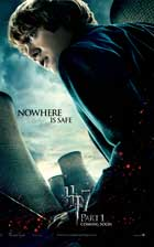 Harry Potter and the Deathly Hallows: Part I - 11 x 17 Movie Poster - UK Style D