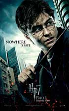 Harry Potter and the Deathly Hallows: Part I - 11 x 17 Movie Poster - UK Style B