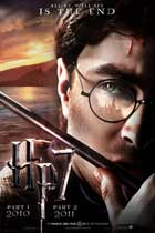 Harry Potter and the Deathly Hallows: Part I - 11 x 17 Poster - Style AD