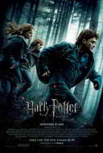 Harry Potter and the Deathly Hallows: Part I - 27 x 40 Movie Poster - Style D