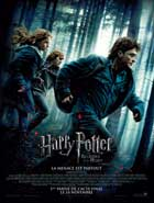 Harry Potter and the Deathly Hallows: Part I - 11 x 17 Movie Poster - French Style B