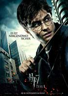 Harry Potter and the Deathly Hallows: Part I - 11 x 17 Movie Poster - German Style C