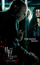 Harry Potter and the Deathly Hallows: Part I - 11 x 17 Movie Poster - Style Z