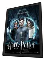 Harry Potter and the Deathly Hallows: Part I - 11 x 17 Movie Poster - Style A - in Deluxe Wood Frame