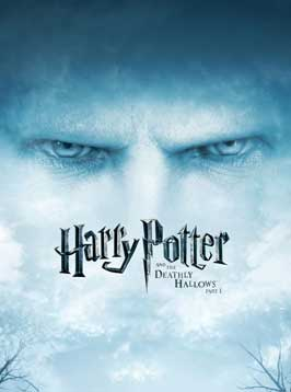 Harry Potter and the Deathly Hallows: Part I - 11 x 17 Movie Poster - Style C