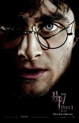 Harry Potter and the Deathly Hallows: Part I - 11 x 17 Movie Poster - Style N