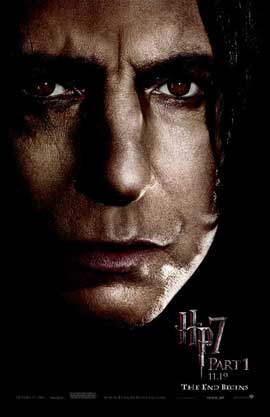 Harry Potter and the Deathly Hallows: Part I - 11 x 17 Movie Poster - Style P