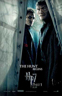 Harry Potter and the Deathly Hallows: Part I - 11 x 17 Movie Poster - Style V