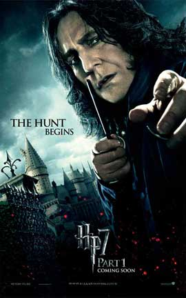 Harry Potter and the Deathly Hallows: Part I - 11 x 17 Movie Poster - UK Style A