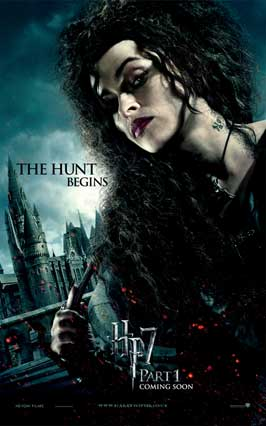 Harry Potter and the Deathly Hallows: Part I - 11 x 17 Movie Poster - UK Style C