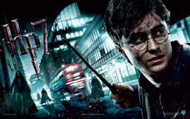 Harry Potter and the Deathly Hallows: Part I - 11 x 17 Movie Poster - UK Style I