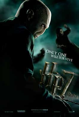 Harry Potter and the Deathly Hallows: Part I - 11 x 17 Movie Poster - Style Y