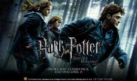 Harry Potter and the Deathly Hallows: Part I - 11 x 17 Poster - Style AK