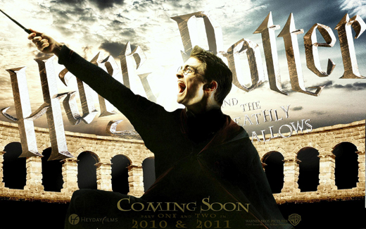 harry potter and the deathly hallows part 1 movie cover. harry potter and the deathly