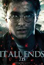Harry Potter and the Deathly Hallows: Part II - 11 x 17 Movie Poster - Style K