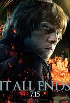 Harry Potter and the Deathly Hallows: Part II - 11 x 17 Movie Poster - Style N