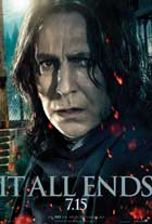 Harry Potter and the Deathly Hallows: Part II - 11 x 17 Movie Poster - UK Style E