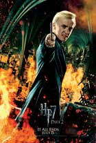 Harry Potter and the Deathly Hallows: Part II - 11 x 17 Movie Poster - Style P