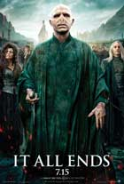 Harry Potter and the Deathly Hallows: Part II - 11 x 17 Movie Poster - Style Y