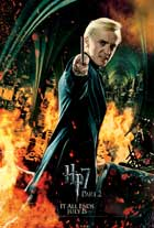 Harry Potter and the Deathly Hallows: Part II - 27 x 40 Movie Poster - Style P