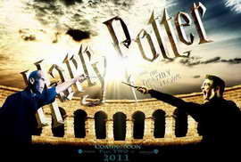 Harry Potter and the Deathly Hallows: Part II - 27 x 40 Movie Poster - Style D