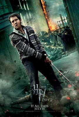 Harry Potter and the Deathly Hallows: Part II - 11 x 17 Movie Poster - Style O