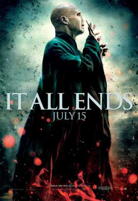 Harry Potter and the Deathly Hallows: Part II - 11 x 17 Poster - Style AD