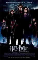 Harry Potter and the Goblet of Fire - 11 x 17 Movie Poster - Style B