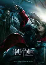 Harry Potter and the Goblet of Fire - 27 x 40 Movie Poster - German Style B