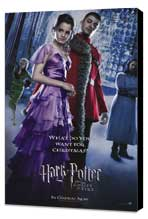 Harry Potter and the Goblet of Fire - 11 x 17 Movie Poster - Style AB - Museum Wrapped Canvas