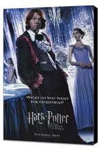 Harry Potter and the Goblet of Fire - 11 x 17 Poster - Style AD - Museum Wrapped Canvas