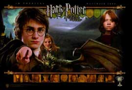 Harry Potter and the Goblet of Fire - 11 x 17 Movie Poster - Style E
