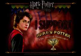Harry Potter and the Goblet of Fire - 11 x 17 Movie Poster - Style M