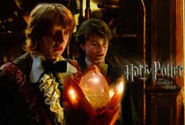Harry Potter and the Goblet of Fire - 11 x 17 Movie Poster - Style N