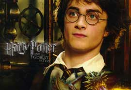Harry Potter and the Goblet of Fire - 11 x 17 Movie Poster - Style P