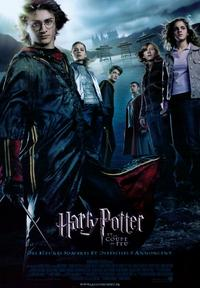 Harry Potter and the Goblet of Fire - 43 x 62 Movie Poster - Bus Shelter Style A